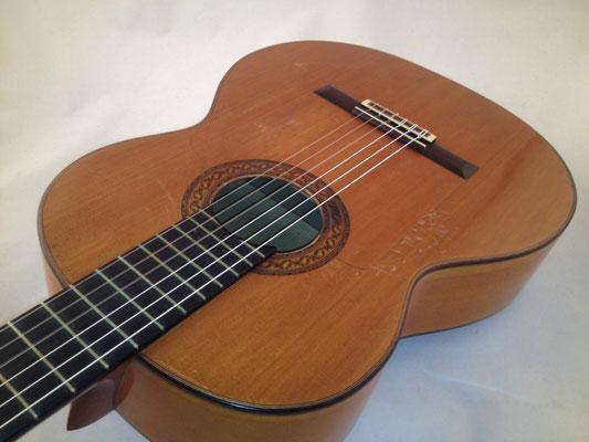 Gerundino Fernandez 1977 - Guitar 1 - Photo 7