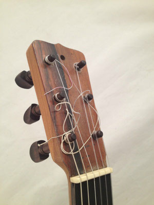 Jose Ramirez 1890 - Guitar 1 - Photo 13
