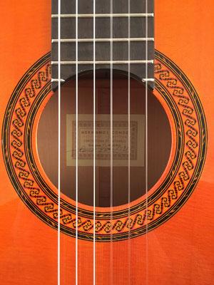 Hermanos Conde 1981 - Guitar 6 - Photo 12