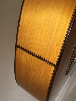 Manuel Reyes Hijo 2001 - Guitar 4 - Photo 10