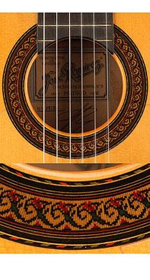 Jose Ramirez 1986 - Guitar 1 - Photo 5