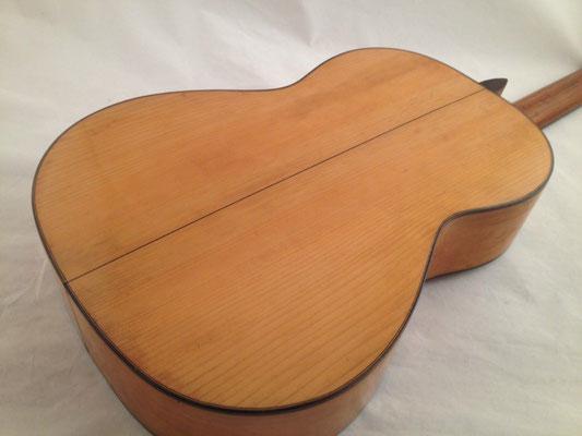 Domingo Esteso 1939 - Guitar 1 - Photo 10