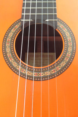Hermanos Conde 1982 - Guitar 3 - Photo 6