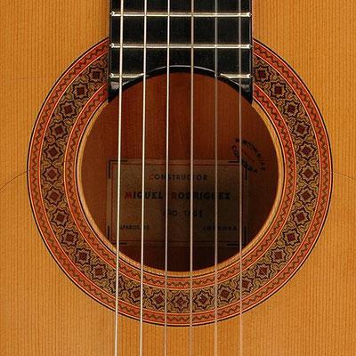 Miguel Rodriguez 1961 - Guitar 2 - Photo 3