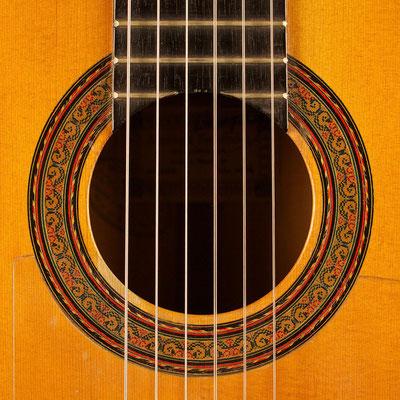 Arcangel Fernandez 1964 - Guitar 1 - Photo 4