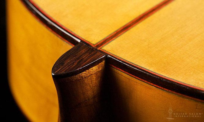 Arcangel Fernandez 1957 - Guitar 1 - Photo 6