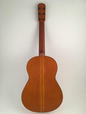Jose Ramirez 1968 - Guitar 4 - Photo 29