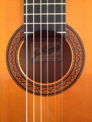 Jose Ramirez 1964 - Guitar 3 - Photo 1