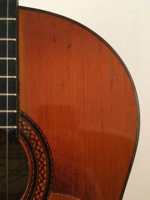 Jose Ramirez 1968 - Guitar 4 - Photo 5