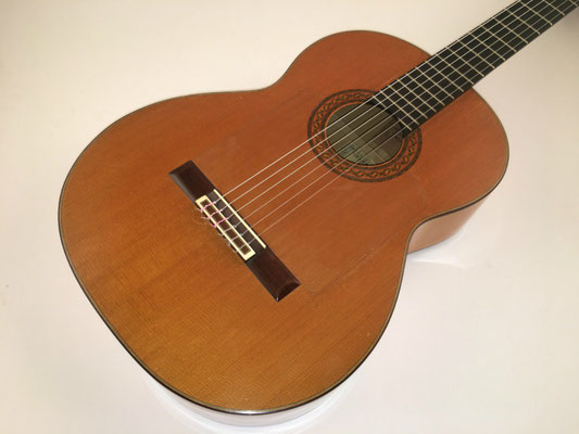 Gerundino Fernandez 1976 - Guitar 3 - Photo 10