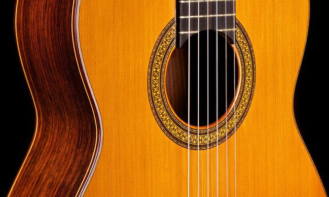 Antonio Marin Montero 1973 - Guitar 1 - Photo 3
