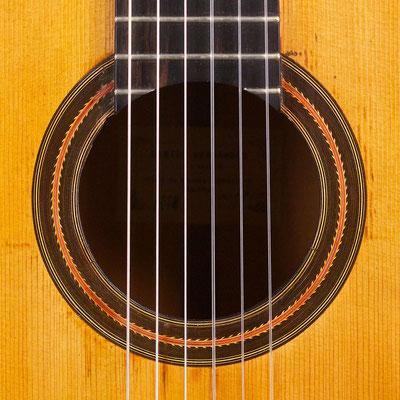 Santos Hernandez 1919 - Guitar 1 - Photo 5
