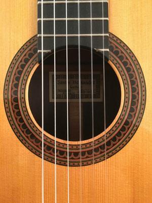 Santos Hernandez 1926 - Guitar 1 - Photo 3
