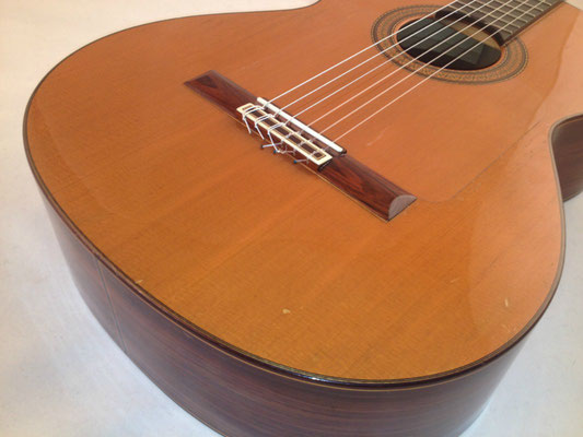 Jose Ramirez 1999- Guitar 1 - Photo 16