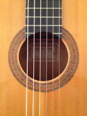 Francisco Barba 1988 - Guitar 1 - Photo 1