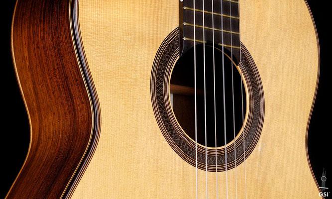 Antonio Marin Montero 2006 - Guitar 2 - Photo 5