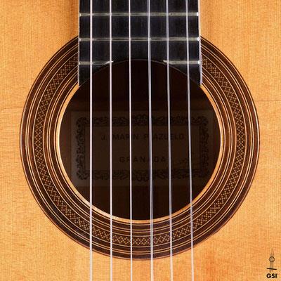 Jose Marin Plazuelo 1993 - Guitar 1 - Photo 9