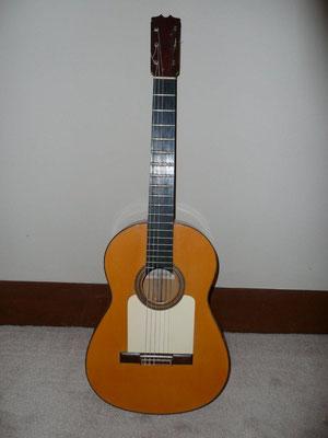 SOBRINOS DE DOMINGO ESTESO - HERMANOS CONDE 1969 Guitar 1 Front