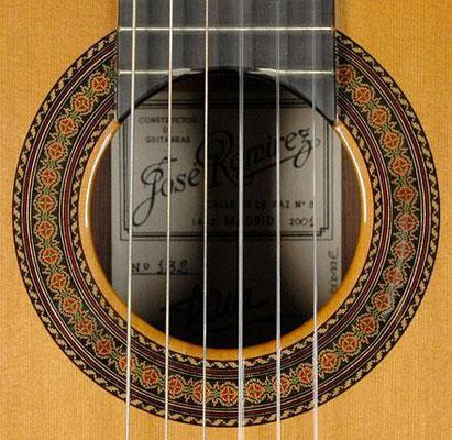 Jose Ramirez 2001 - Guitar 1 - Photo 4