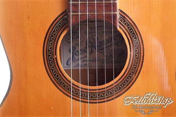 Jose Ramirez 1956 - Guitar 2 - Photo 12