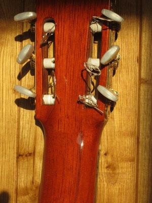 Hermanos Conde - Sobrinos de Esteso - 1986 - Guitar 4 - Photo 7