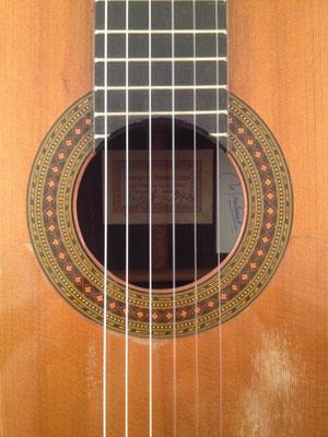 Sobrinos de Domingo Esteso 1972 - Guitar 5 - Photo 1