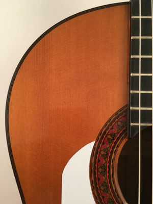 Arcangel Fernandez 1974 - Guitar 3 - Photo 4