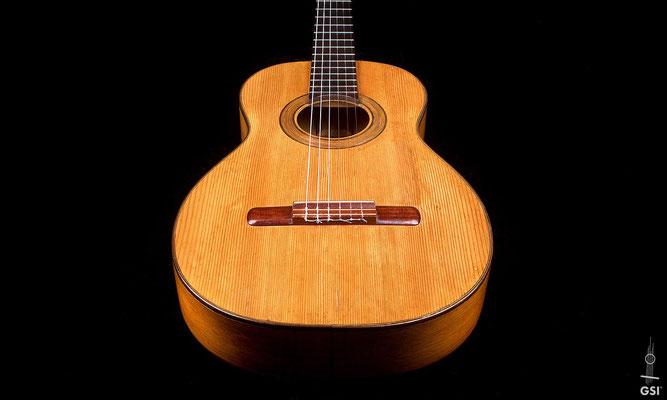 Jose Ramirez 1945 - Guitar 1 - Photo 8