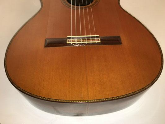 Miguel Rodriguez 1968 - Guitar 3 - Photo 12