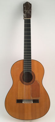 Manuel Reyes 1962 - Guitar 3 - Photo 1