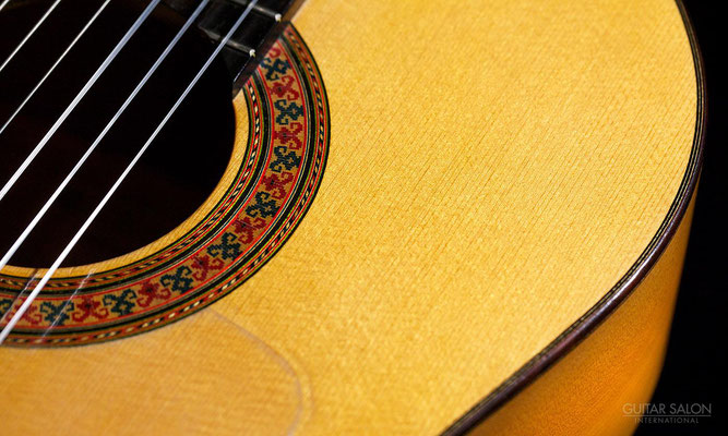 Arcangel Fernandez 1961 - Guitar 3 - Photo 5