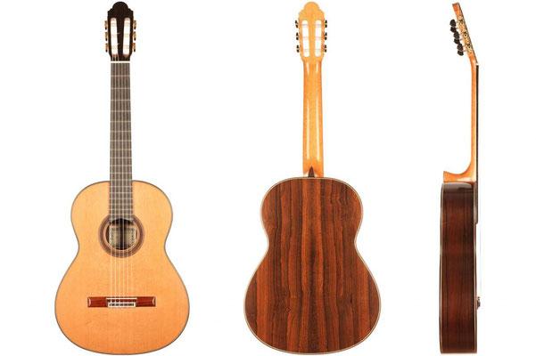 Antonio Marin Montero 2018 - Guitar 2 - Photo 1
