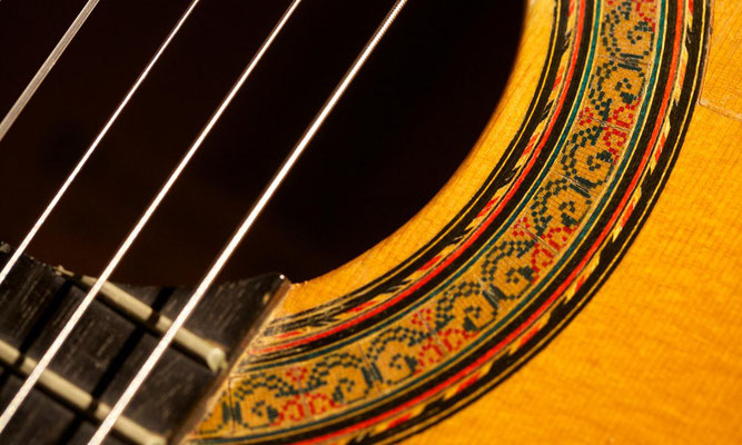 Arcangel Fernandez 1964 - Guitar 1 - Photo 10