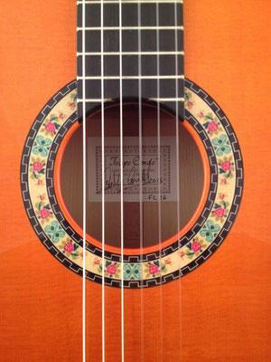 Felipe Conde 2013 - Guitar 6 - Photo 1