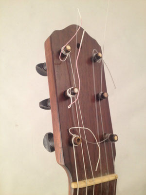 Domingo Esteso 1935 - Guitar 2 - Photo 14