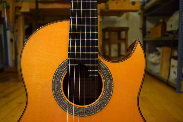 Felipe Conde 2018 - Guitar 4 - Photo 1