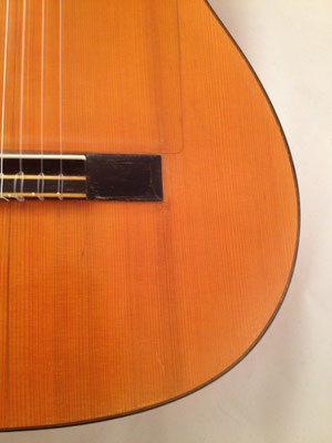 Gerundino Fernandez 1966 - Guitar 2 - Photo 6
