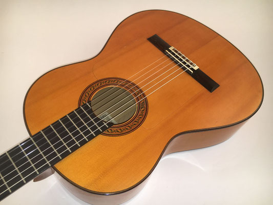 Manuel Reyes 1973 - Guitar 3 - Photo 6