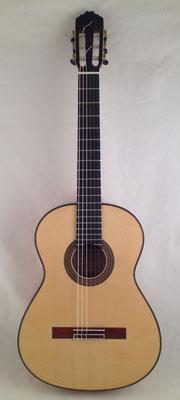 Antonio Marin Montero 2013 - Guitar 3 - Photo 1