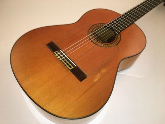Jose Ramirez 1967 - Guitar 6 - Photo 10