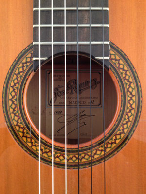 Jose Ramirez 1972 - Guitar 3 - Photo 1