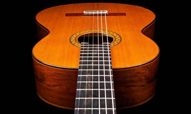 Jose Ramirez 1967 - Guitar 4 - Photo 8