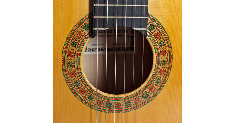 Francisco Barba 2011 - Guitar 2 - Photo 6