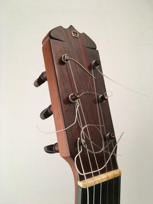 Jose Ramirez 1968 - Guitar 4 - Photo 25
