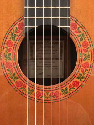 Francisco Barba 1992 - Guitar 2 - Photo 1