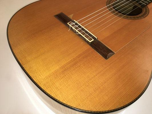 Miguel Rodriguez 1968 - Guitar 4 - Photo 4