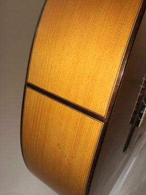 Gerundino Fernandez 1976 - Guitar 3 - Photo 21