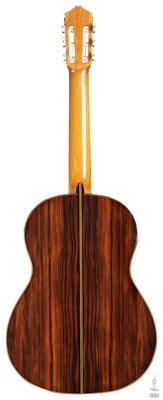 Miguel Rodriguez 1967 - Guitar 1 - Photo 3