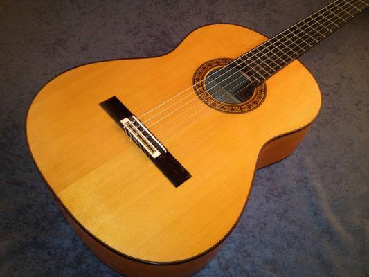 Manuel Reyes Hijo 2003 - Guitar 2 - Photo 12