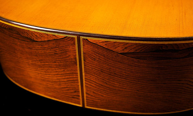 Miguel Rodriguez 1973 - Guitar 1 - Photo 9